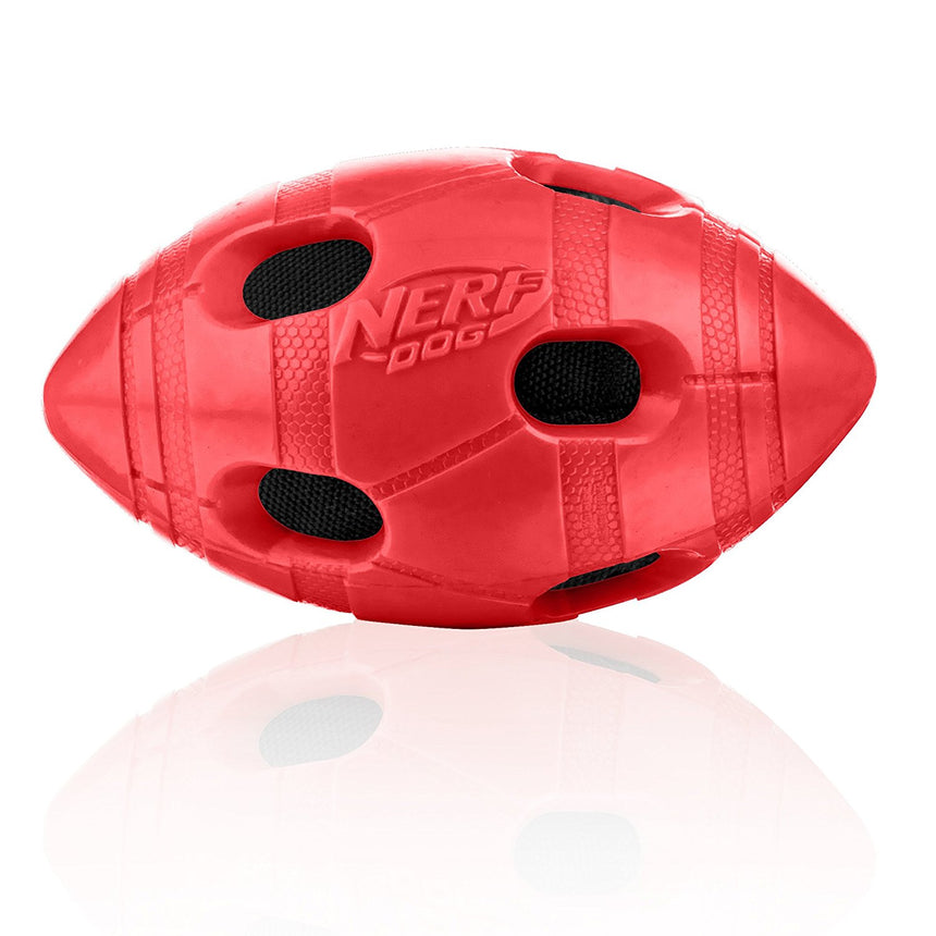 Hagen Crunch Bash Football Green/Red - Small