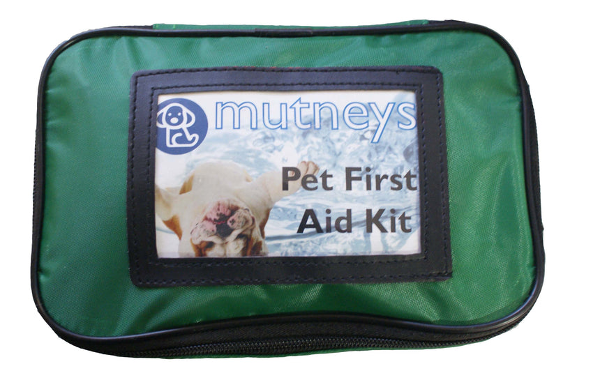 Mutneys Pet First Aid Kit