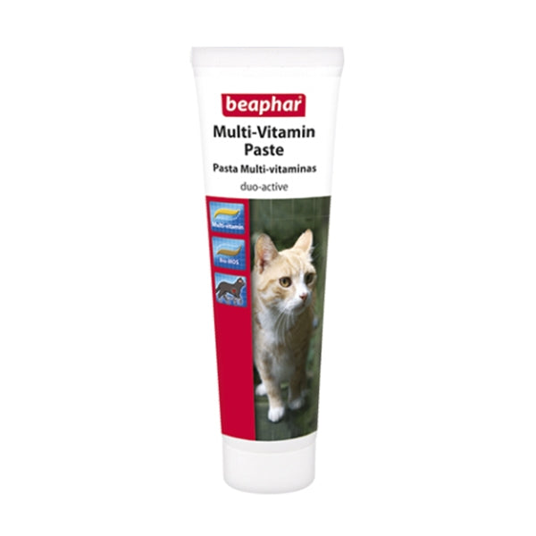 Beaphar Multi Vitamin Paste Cat 100g