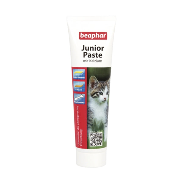Beaphar Junior Paste Cat 100g