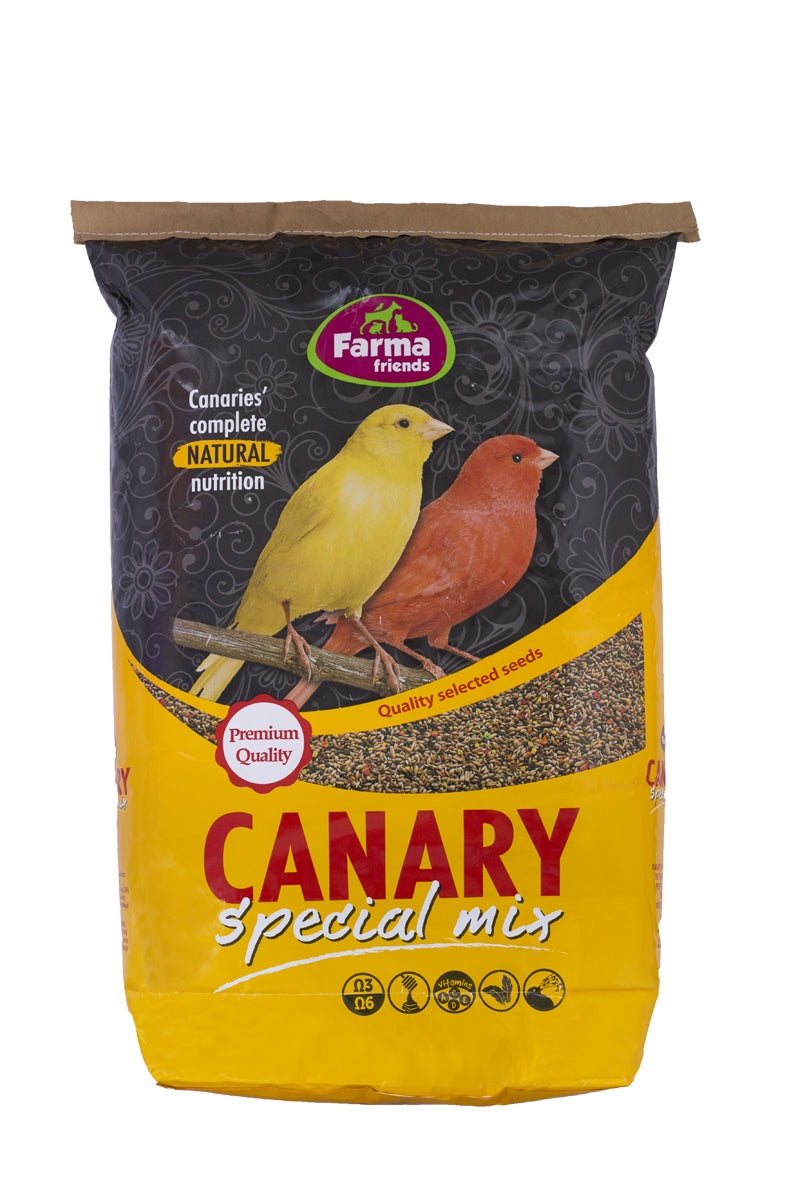 Farma Canary Budget Mix 20 KG