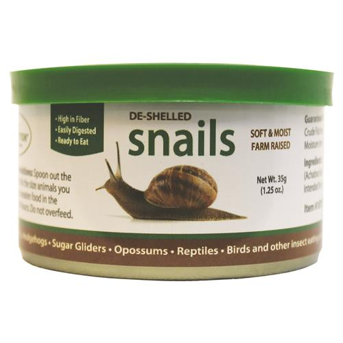 Canned Snails