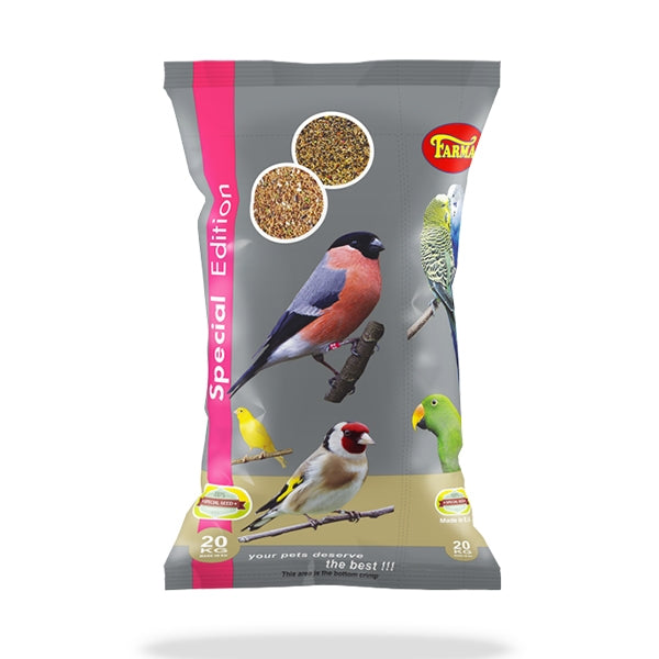 Farma Exotic Budget Mix 20 KG