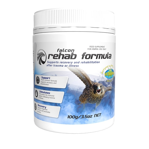 Vetafarm Falcon Rehab Powder 100g