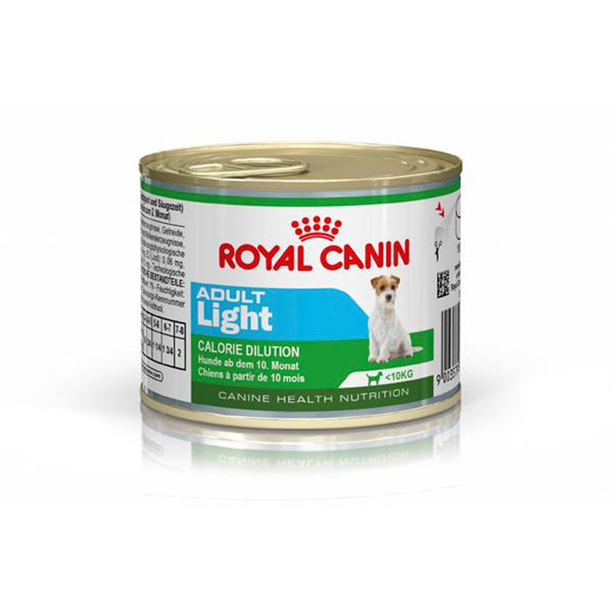 Royal Canin Mini Adult Light Wet Food 195g