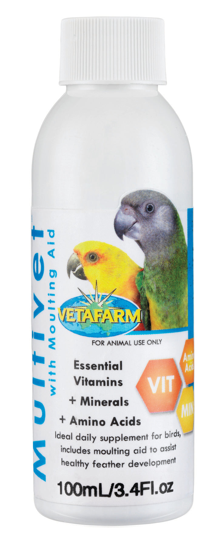 Vetafarm Multivet Liquid 100ml