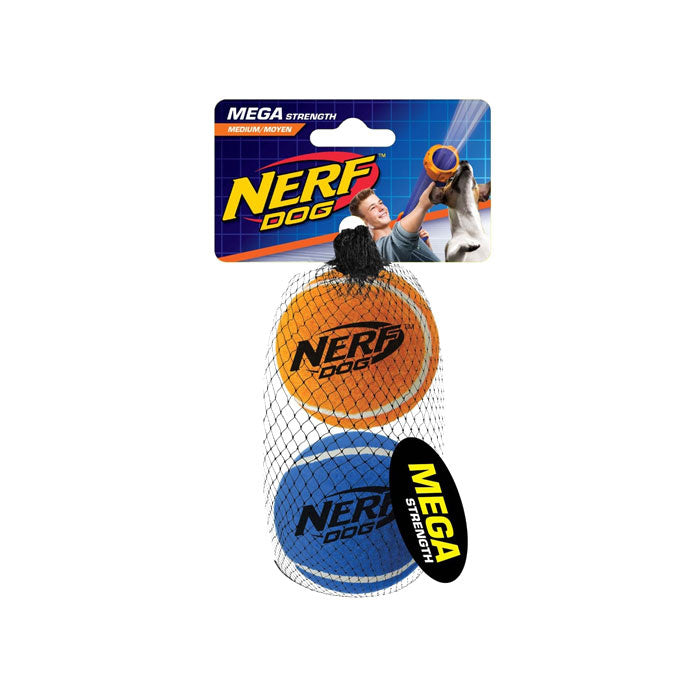 Hagen Mega Strength Balls - Medium (Pack of 2)