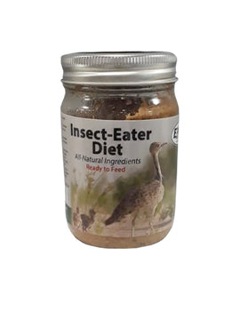 Exotic Nutrition Insect-Eater Diet