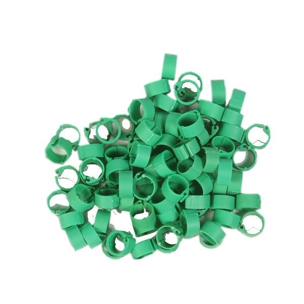 Farma Pigeon Rings 8mm - pack of 100 pcs
