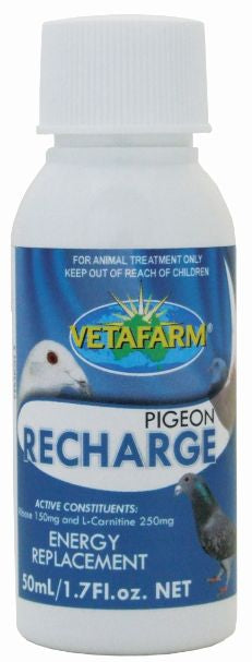 Vetafarm Pigeon Recharge 50ml