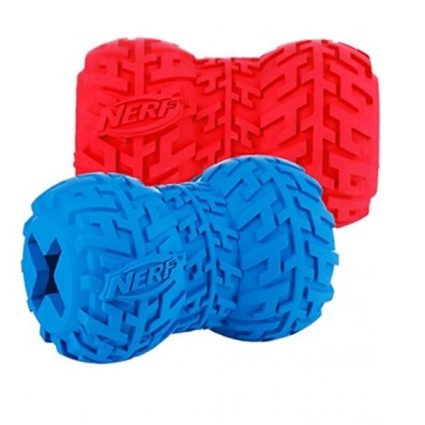 Hagen Tire Feeder Blue/Red - Large