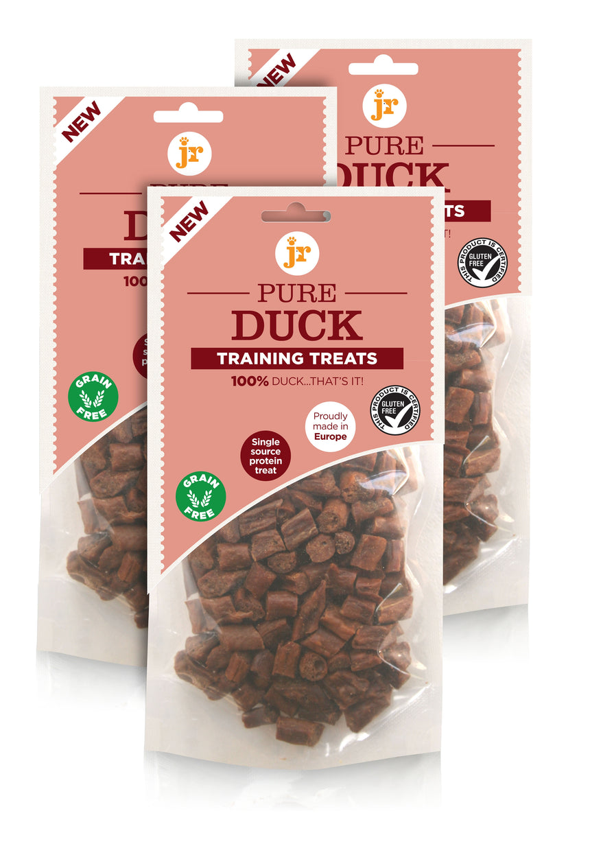 Pure Duck Training Treats 85g