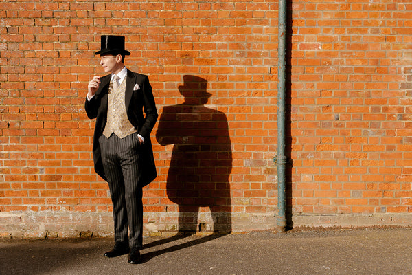 Fundamentals of Formalwear - Morning suit trousers