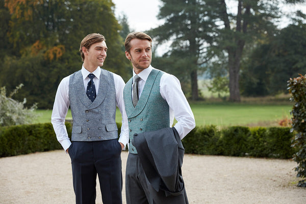 Fundamentals of formalwear - A Guide to Waistcoats