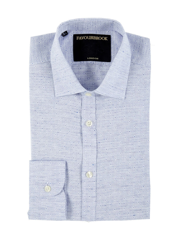 Sky Saunton Cotton Gatsby Shirt