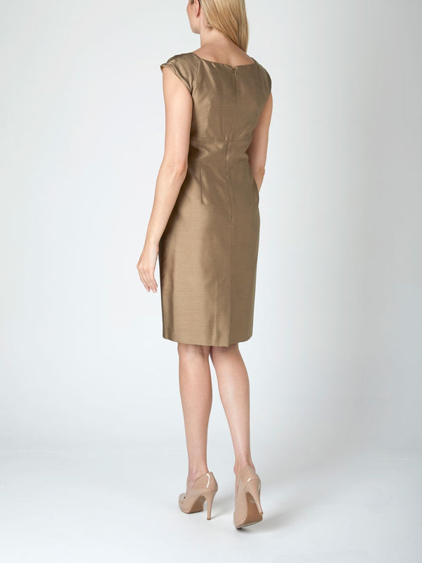 Acorn Plain Connaught Classic Marie Dress