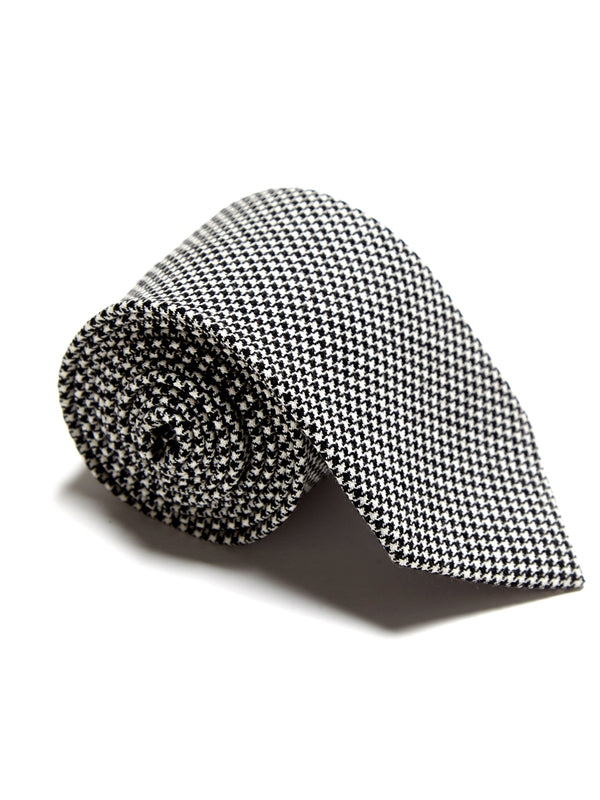 Tie Mall Houndstooth