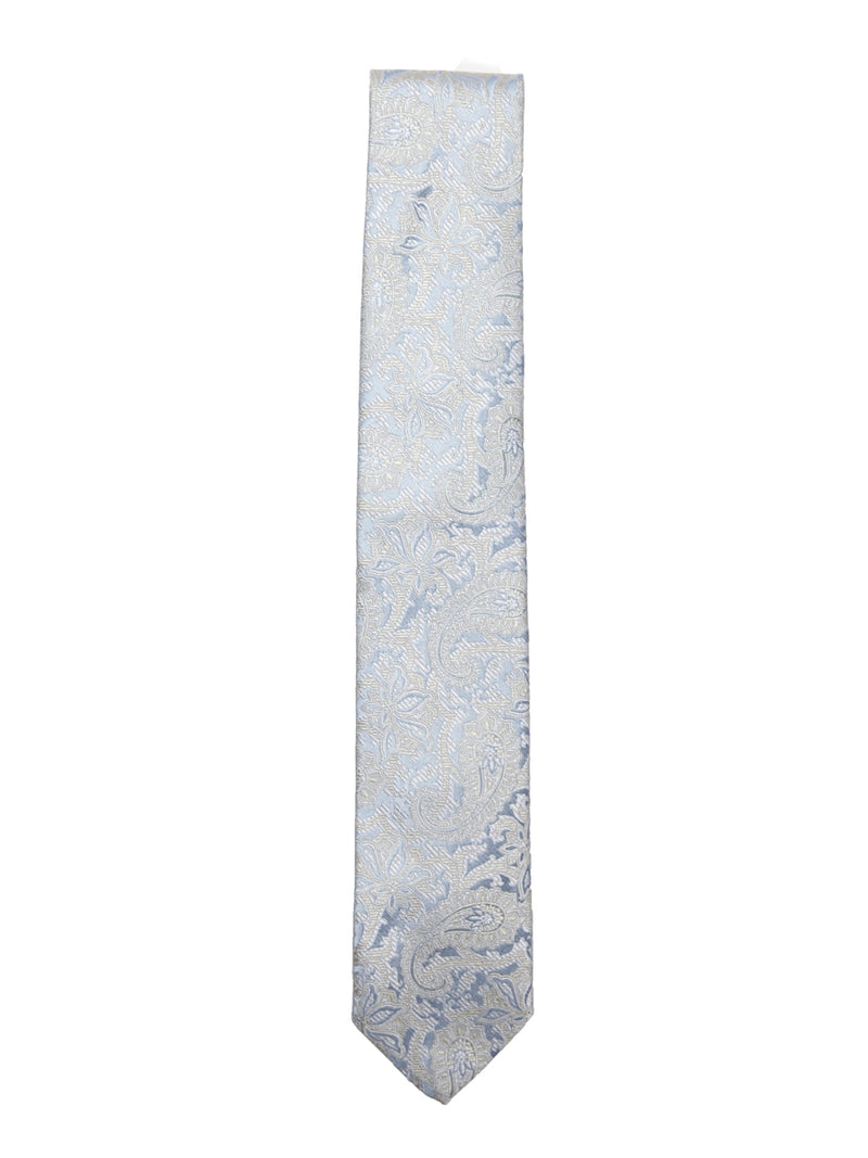 Pale Blue Albert Tie