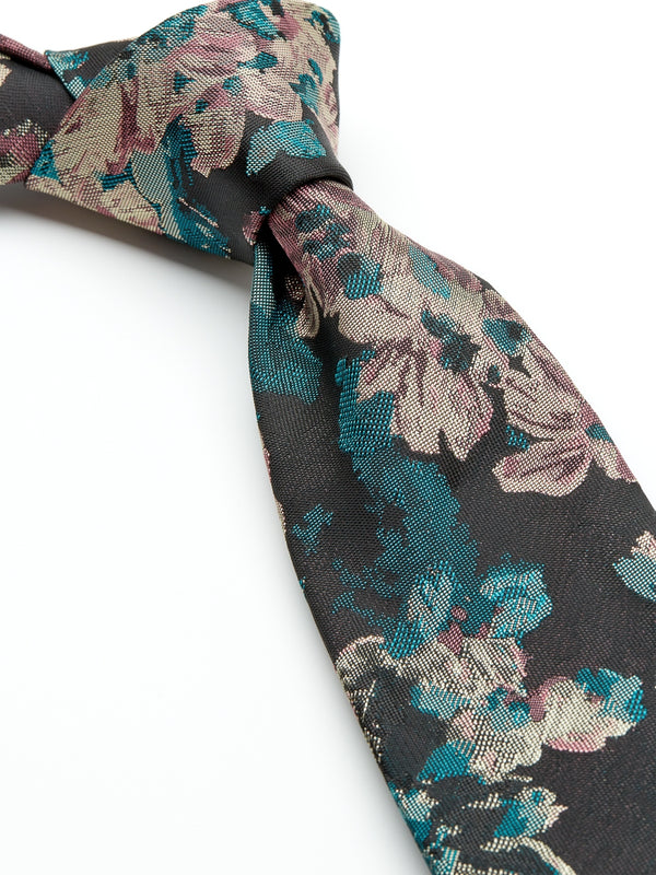 Pink Chatsworth Silk Tie