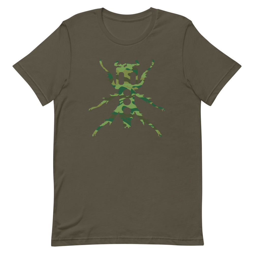New Beedle Men's T-Shirt (Camo Print)