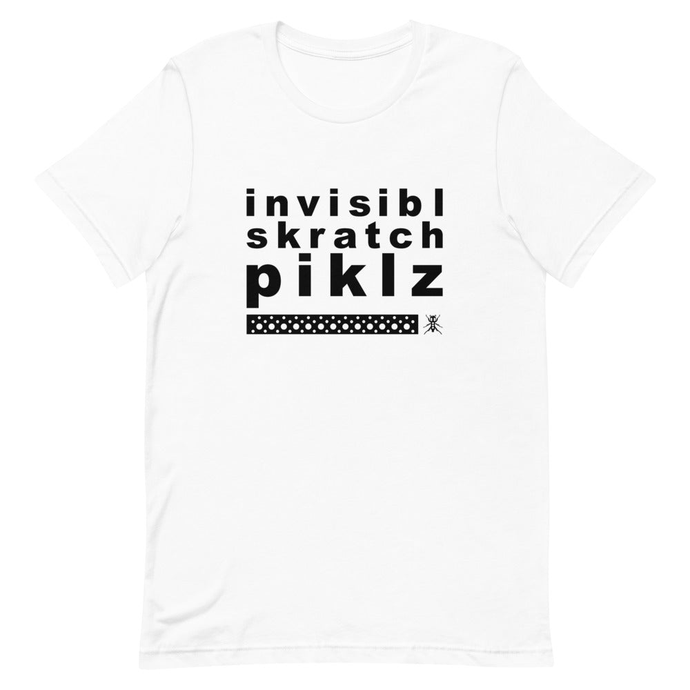 ISP 2 Men's T-Shirt (Black Print)