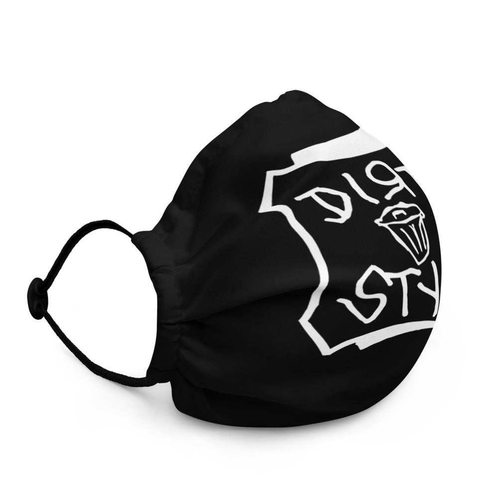 Dirtstyle Face Mask (Black)