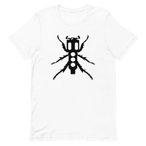 New Beedle Men's T-Shirt (Black Print)