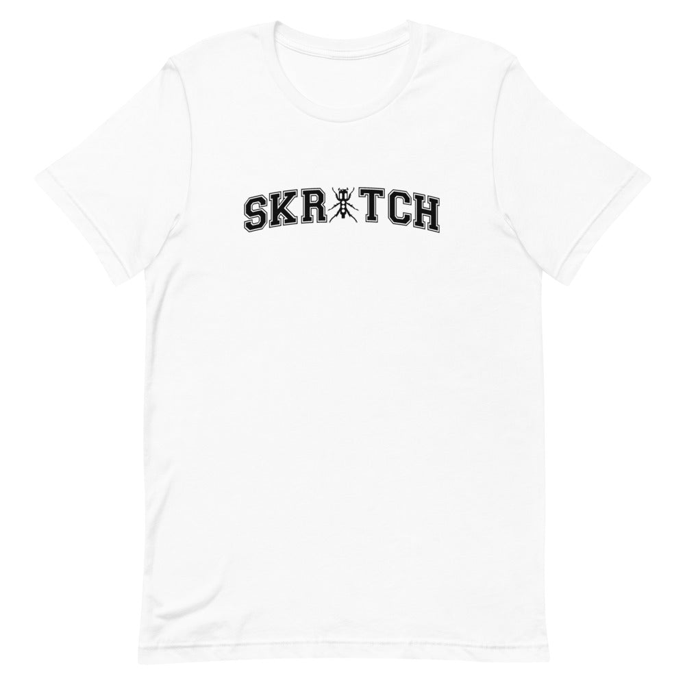 Skratch Men's T-Shirt (Black Print)