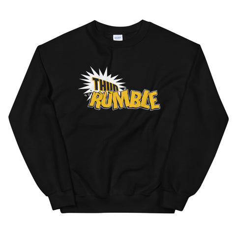 Thud Rumble Unisex Sweatshirt