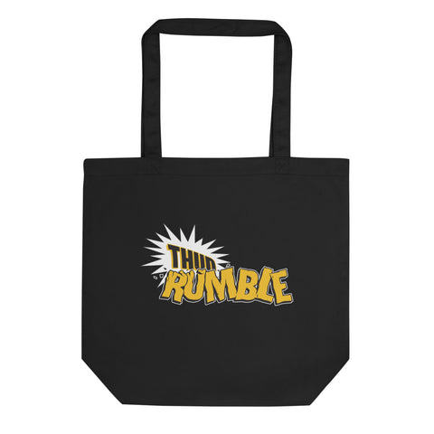 Thud Rumble Tote Bag