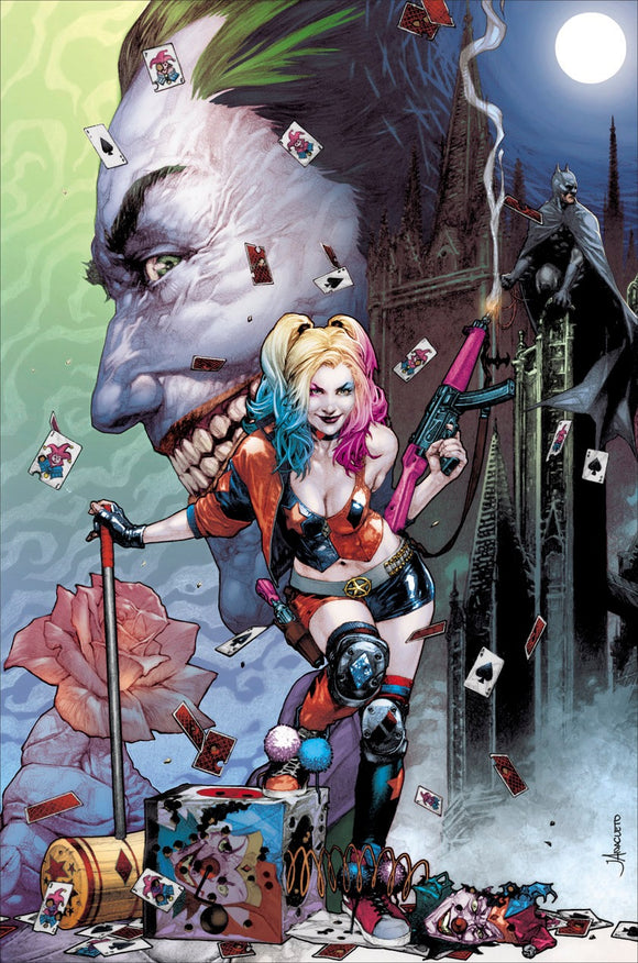 HARLEY QUINN #75 EXCLUSIVES