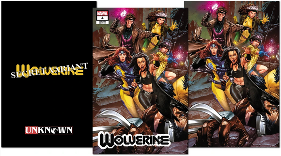 WOLVERINE #4 AND #5 EXCLUSIVES