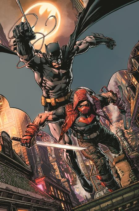 BATMAN URBAN LEGENDS #1 CVR B DAVID FINCH BATMAN RED HOOD VAR (03/09/2021)
