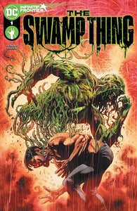 SWAMP THING #1 (OF 10) CVR A MIKE PERKINS (03/02/2021)