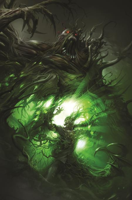 SWAMP THING #1 (OF 10) CVR B FRANCESCO MATTINA VAR (03/02/2021)