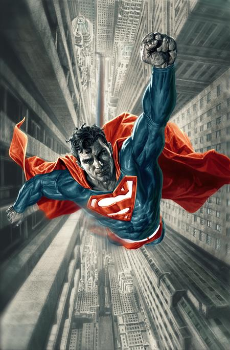 SUPERMAN RED & BLUE #1 (OF 6) CVR B LEE BERMEJO VAR (03/16/2021)