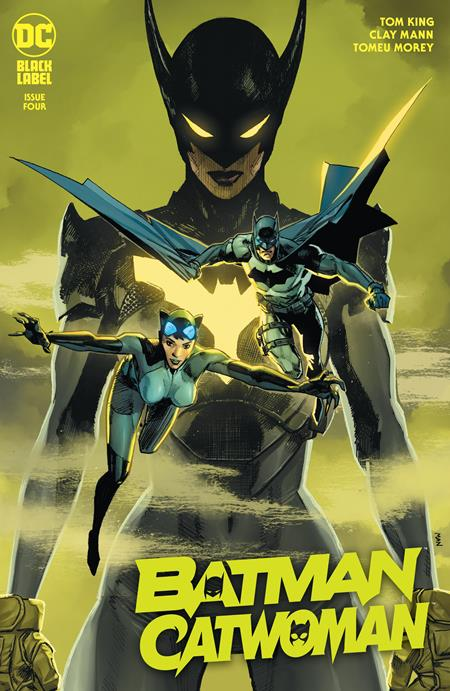 BATMAN CATWOMAN #4 (OF 12) CVR A CLAY MANN (MR) (03/16/2021)
