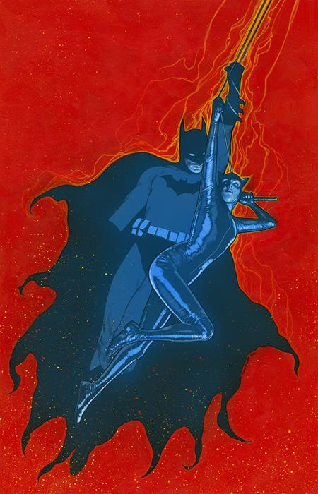 BATMAN CATWOMAN #4 (OF 12) CVR C TRAVIS CHAREST VAR (MR) (03/16/2021)