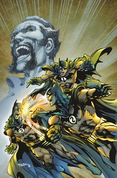 BATMAN VS RAS AL GHUL #5 (OF 6) (03/16/2021)