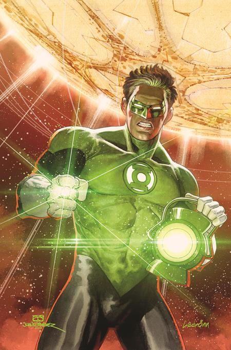 GREEN LANTERN SEASON TWO #12 (OF 12) CVR B LADRONN VAR (03/09/2021)