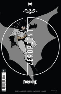 BATMAN FORTNITE ZERO POINT #1 PREMIUM VARIANT A (4/20/2021 )