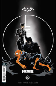 BATMAN FORTNITE ZERO POINT #5 PREMIUM VARIANT E (6/15/2021 )