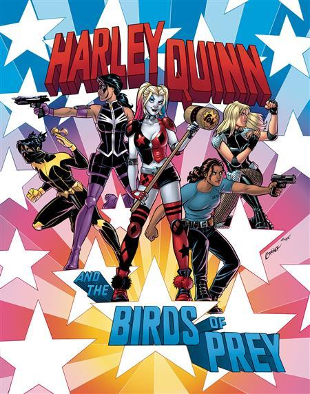 HARLEY QUINN & THE BIRDS OF PREY #3 CVR A 8/11/2020