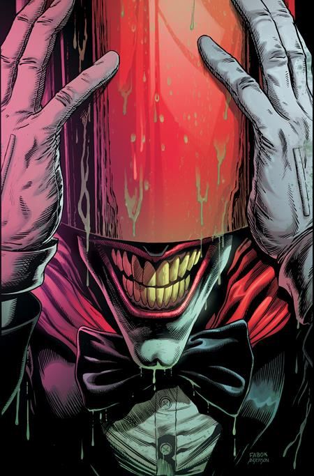 BATMAN THREE JOKERS #1 (OF 3) PREMIUM VAR A RED HOOD (MR) 8/25/2020