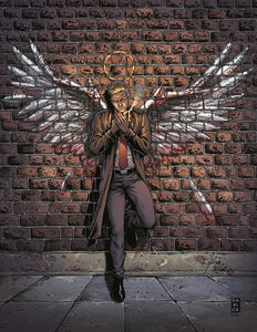 HELLBLAZER RISE AND FALL #1 CVR A DARICK ROBERTSON 8/3/2020 BACKISSUE