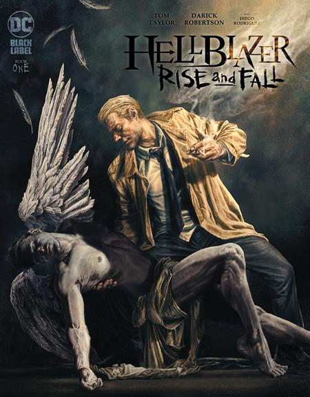 HELLBLAZER RISE AND FALL #1 CVR B LEE BERMEJO VAR 8/3/2020 BACKISSUE