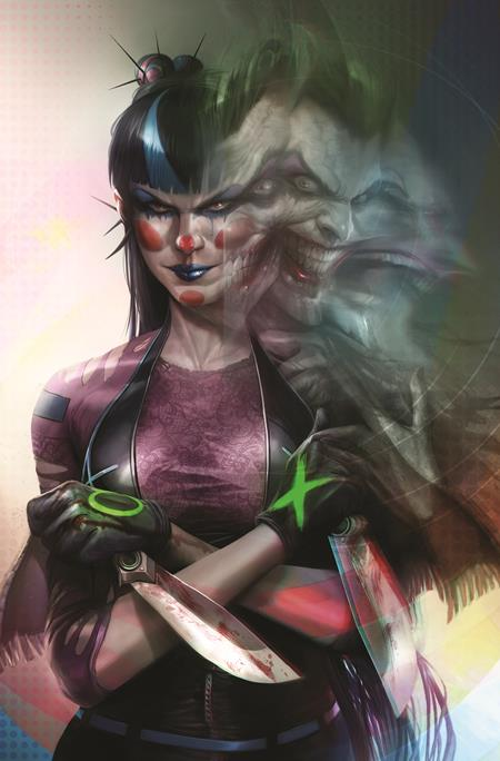 BATMAN #98 CVR B FRANCESCO MATTINA CARD STOCK VAR (JOKER WAR) (9/1/2020) BACKISSUE
