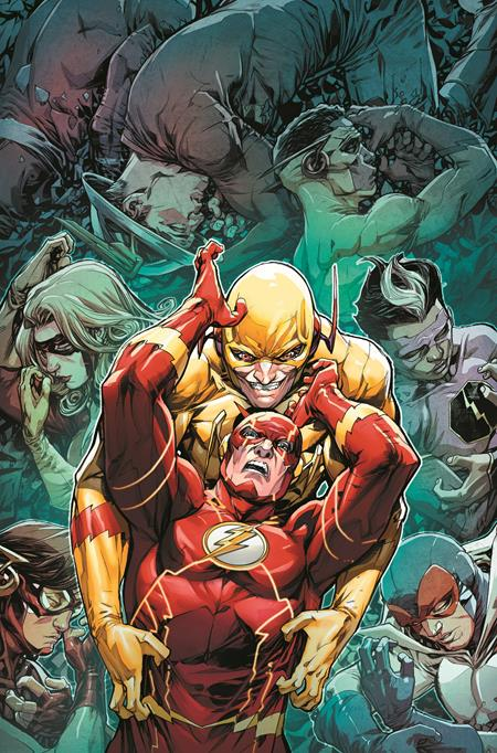 FLASH #761 CVR A HOWARD PORTER (9/8/2020)