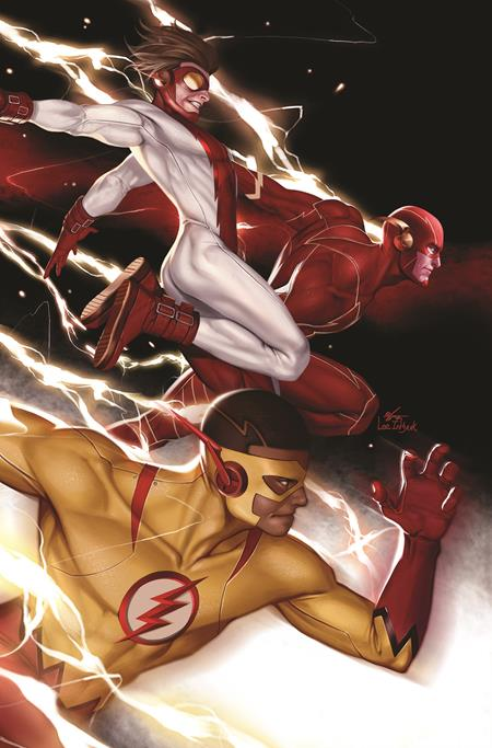 FLASH #761 CVR B INHYUK LEE VAR (9/8/2020)