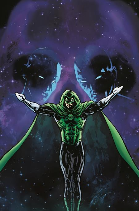 GREEN LANTERN SEASON TWO #7 (OF 12) CVR A LIAM SHARP (9/8/2020)
